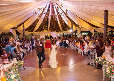 Langa and Lihle's wedding